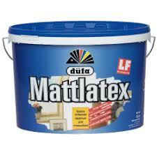 Отзывы о Интерьерная латексная <b>краска Dufa Mattlatex</b>