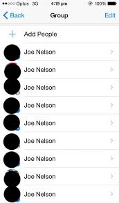 People Keep Making Huge Facebook Chats With People With The Same Name via Relatably.com