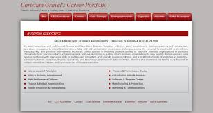 career web portfolios a new way to showcase your credentials s marketing executive