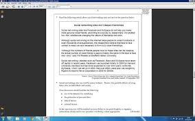 persuasive essay on social networking con   studymodebrugere  der har  et essay on social networking   engelsk opgave  har også  et