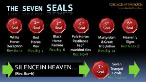 Image result for images of the seven seals