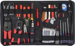 Купить <b>Набор инструментов Gembird</b> TK-NETWORK, предметов в ...