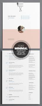 resume template creative modern cv word cover for cool 89 cool creative resume templates template