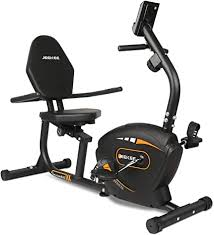 JEEKEE <b>Recumbent Exercise Bike</b> for Adults Seniors - <b>Indoor</b>
