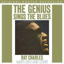 <b>Ray Charles</b> - The Genius Sings the Blues <b>180g</b> Mono LP