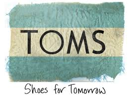 Tom's Shoes Logo