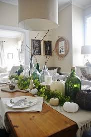 kitchens early fall kitchen table  ideas about fall dining table on pinterest fall mantels fall vignette
