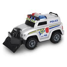 Игрушка <b>DICKIE</b> TOYS 3302001 <b>Полицейская машина</b>, со светом ...