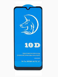 <b>Защитное стекло</b> 3D <b>Activ</b> Line для Xiaomi Redmi Note 8t (черный ...