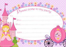 princess party invitation template cimvitation princess party invitation template to inspire your sensational party invitations designs 20