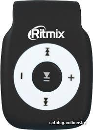<b>Ritmix RF</b>-<b>1015</b> (черный) <b>плеер</b> MP3 купить в Минске