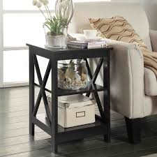heater table aaad: convenience concepts oxford end table convenience concepts oxford end table b d  aaad edd