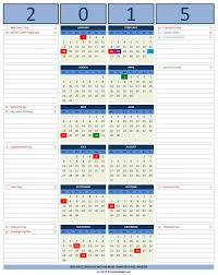 2015 calendar templates microsoft and open office templates 2015 year calendar note excel