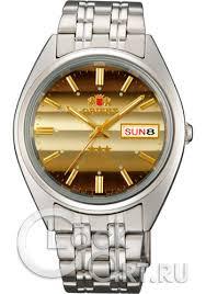 Orient 3 Stars <b>AB0000DU</b> - купить <b>мужские</b> наручные <b>часы Orient</b> ...