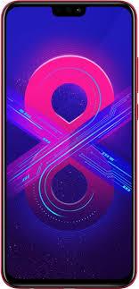 Купить мобильный <b>телефон</b> Honor 8X 64GB red в Москве, цена ...