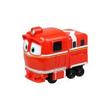 <b>Silverlit</b> Robot Trains <b>Паровозик Альф в</b> блистере купить в ...