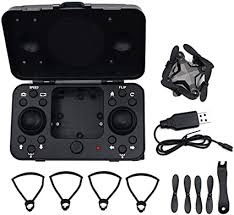 EAPTS Mini Drone Luggage Folding Quadcopter ... - Amazon.com