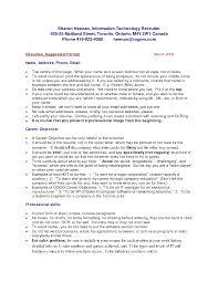 canadian resume template template canadian resume template