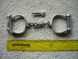 double handcuff and waist body