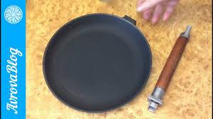 Как я подготавливала свою новую чугунную <b>сковороду для</b> ...