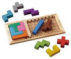 Купить <b>настольная игра Gigamic Катамино</b> (Katamino), цены в ...