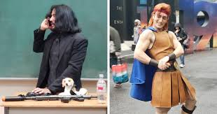 Here Are 40 Of The Most Dedicated Cosplays From The NY Comic ...