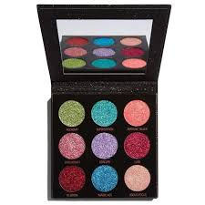 <b>Палетка глиттеров</b> Pressed Glitter Palette Abracadabra <b>Makeup</b> ...