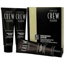 <b>Краска</b>-камуфляж для седых волос <b>American Crew</b> Precision ...