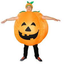 Women Men <b>Halloween Pumpkin</b> Inflatable <b>Costume Stage</b> ...