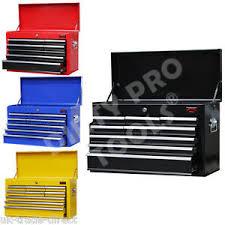 Skrzynki narzędziowe New 4 <b>Drawer</b> Tool Box Chester Portable ...