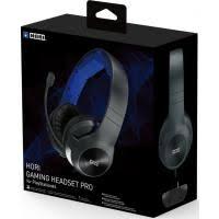 Игровая гарнитура <b>Hori gaming headset</b> Pro для PS4 (PS4-159U)