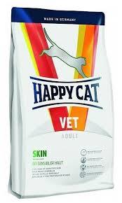 <b>Корм</b> для кошек <b>Happy Cat</b> VET Diet для здоровья кожи и шерсти ...