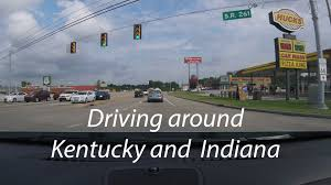 driving in kentucky and na driving in kentucky and na