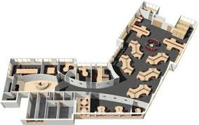 creative business environments space planning cad office space layout