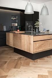 kitchen island integrated handles arthena varenna: model dinesen kitchen island and linoleum tall cabinets garde hvalsae a s en