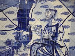 Resultado de imagem para painel de são francisco de assis na igreja da pampulha