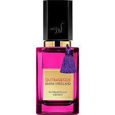 <b>DIANA VREELAND Outrageously</b> Vibrant eau de parfum 50ml ...