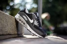 nike air max 90 dark grey black 1 black grey nike air