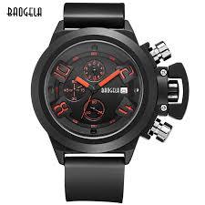 compare prices on futuristic watches for men online shopping buy baogela new futuristic fashion casual men sport watch silicone luxury top brand quartz watch relogio masculino