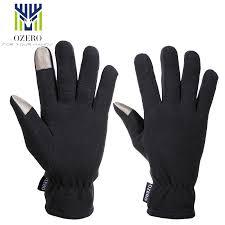 OZERO, новинка, <b>перчатки</b> с сенсорным экраном, зимние, для ...