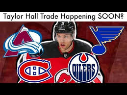 Taylor Hall Trade Happening SOON? (NHL Trade Rumors & Habs ...