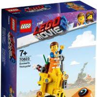 <b>70823 Трёхколёсный</b> велосипед Эммета! | Legopedia | Fandom