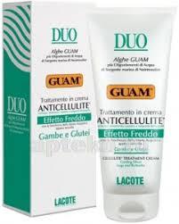<b>Guam duo крем антицеллюлитный</b> с охлаждающим эффектом ...