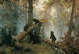 <b>Картина</b> «Три медведя» («Утро в сосновом лесу») И. Шишкина ...