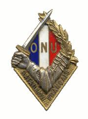 Unit crest for the French battalion during the Korean War.