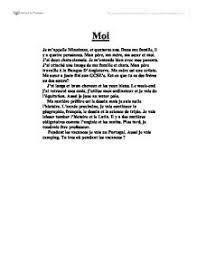 imgjpg french letter about me   gcse miscellaneous   marked by teacherscom page  zoom