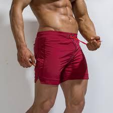 <b>SUPERBODY</b> Knit Single Back Pocket <b>Mens</b> Board Shorts Solid ...