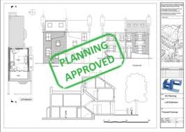 Manchester City Planning Permission Consultants Salford Architect    loft conversion of mid terrace property
