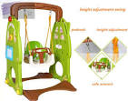 Swing Sets, Slides Climbers : Target