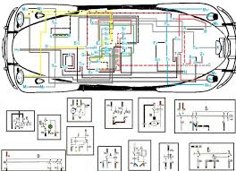 1972 vw beetle wiring diagram wiring diagram vw wiring diagrams